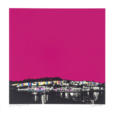 Jayson Lilley: Bristol Waterfront - Smithson Gallery