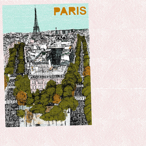 Clare Halifax: Petit Paris