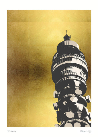 Jayson lilley: BT Tower - Smithson Gallery