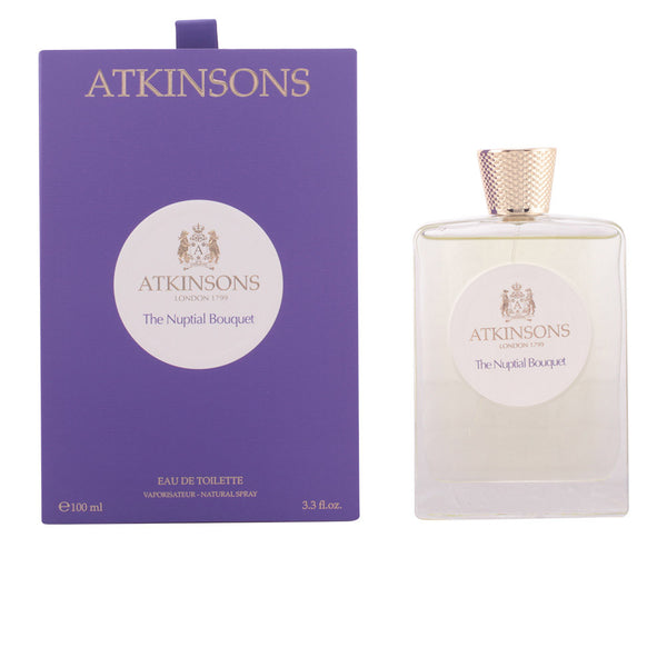 ATKINSONS The Nuptial Bouquet - BLISS À PORTER Cosmética Hedonista Fragancias https://www.bliss-a-porter.es/