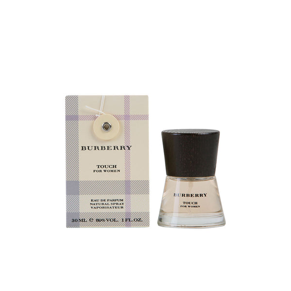 BURBERRY TOUCH WOMEN Eau de Parfum - BLISS À PORTER Cosmética Hedonista Fragancias https://www.bliss-a-porter.es/