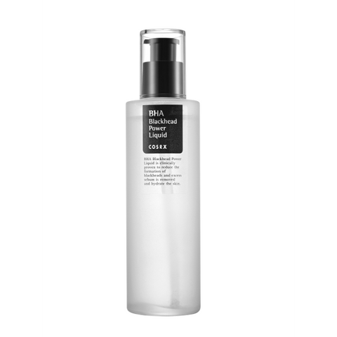 COSRX BHA BLACKHEAD POWER LIQUID Tratamiento anti puntos negros - BLISS À PORTER Cosmética Hedonista Tratamiento facial https://www.bliss-a-porter.es/