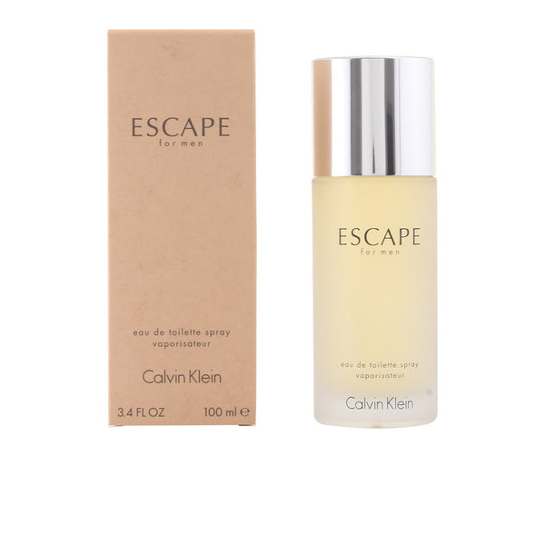 CALVIN KLEIN ESCAPE FOR MEN Eau de Toilette - BLISS À PORTER Cosmética Hedonista Fragancias https://www.bliss-a-porter.es/
