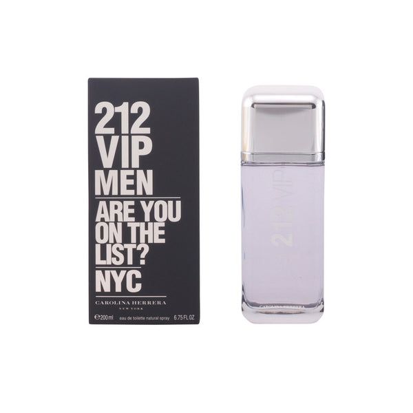 CAROLINA HERRERA 212 VIP MEN Eau de Toilette - BLISS À PORTER Cosmética Hedonista Fragancias https://www.bliss-a-porter.es/