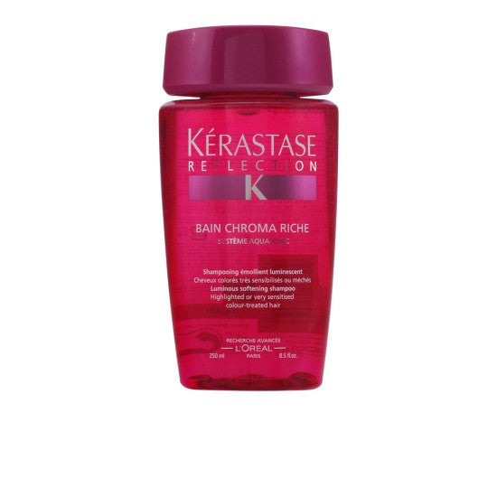 KERASTASE REFLECTION Champú Bain Chroma Riche - BLISS À PORTER Cosmética Hedonista Cabello https://www.bliss-a-porter.es/