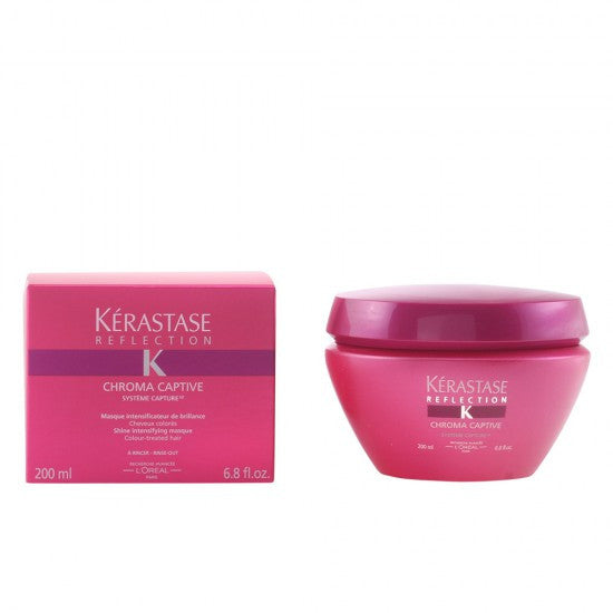 KERASTASE REFLECTION Mascarilla Intensificadora de Brillo - BLISS À PORTER Cosmética Hedonista Cabello https://www.bliss-a-porter.es/