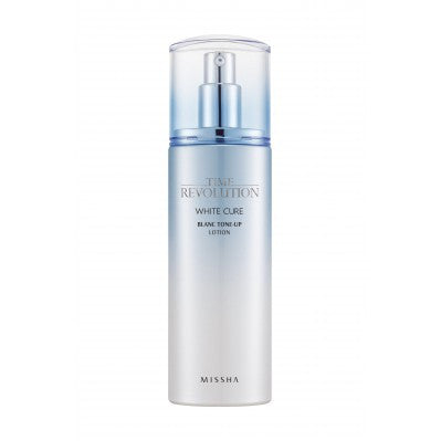 MISSHA TIME REVOLUTION WHITE CURE BLANC TONE-UP LOTION - Emulsión hidratante anti-manchas - BLISS À PORTER Cosmética Hedonista Hidratantes faciales https://www.bliss-a-porter.es/