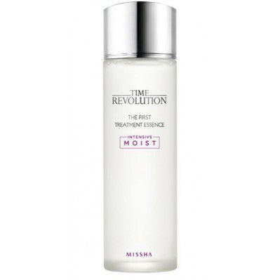 MISSHA TIME REVOLUTION FIRST TREATMENT ESSENCE INTENSIVE (MOIST) - Esencia hidratante y regenerante - BLISS À PORTER Cosmética Hedonista Tratamiento facial https://www.bliss-a-porter.es/