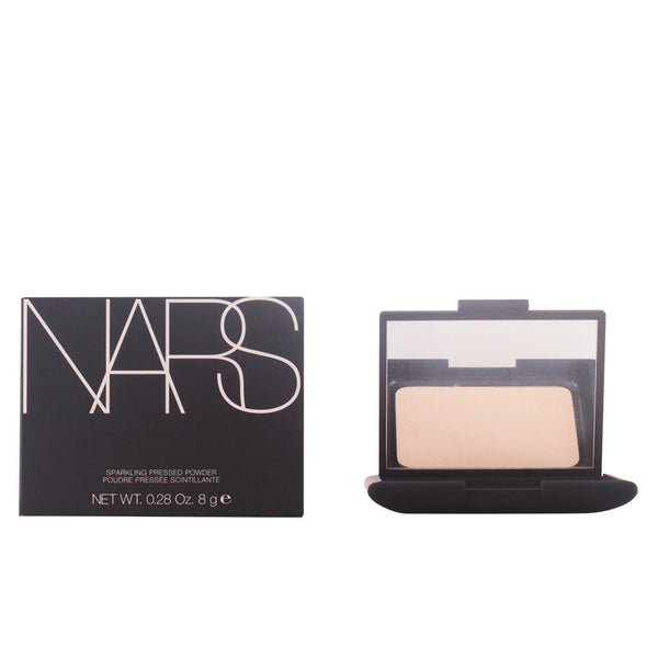 NARS SPARKLING PRESSED POWDER - Polvos compactos iluminadores - BLISS À PORTER Cosmética Hedonista Maquillaje https://www.bliss-a-porter.es/