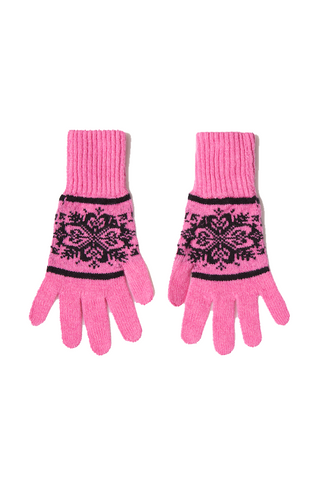 AW15 FAIRISLE GLOVES