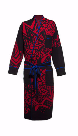 AW16 GRANDMASTER FLASH BOXING ROBE