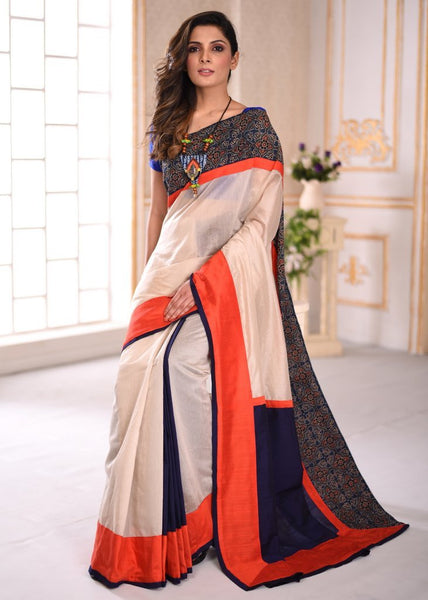 2eac05088b Exclusive Printed Sarees Online Shopping | Buy Printed Sarees Online ...