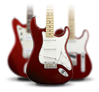 All Fender Electric Guitars