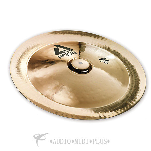 "Paiste 18 "" Alpha Rock China Cymbals - 0882518-U"