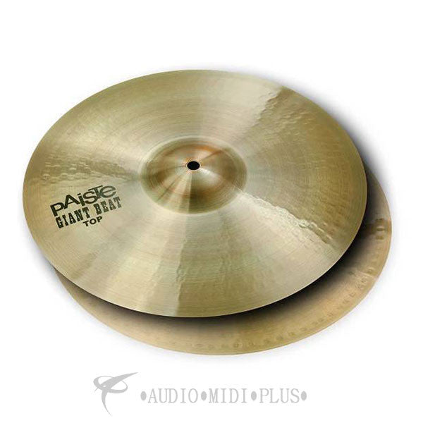 Paiste 14 Giant Beat Hi-Hat Bottom Cymbal - 1013914-U