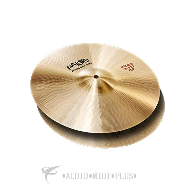 "Paiste 15"" Formula 602 Classic Sounds Medium Hi-Hat  - 1043815-U"