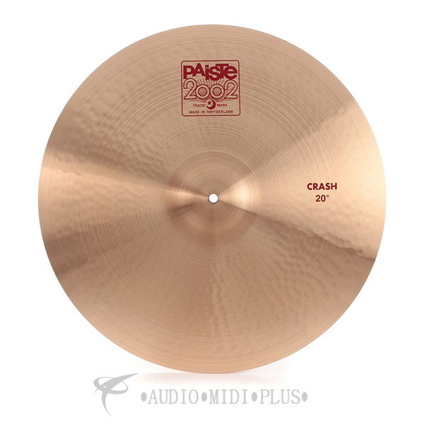 Paiste 20 2002 Crash Cymbal - 1061420-U