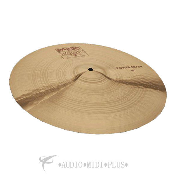 "Paiste 1063020-U 20"" 2002 Power crash  - 1063020-U"