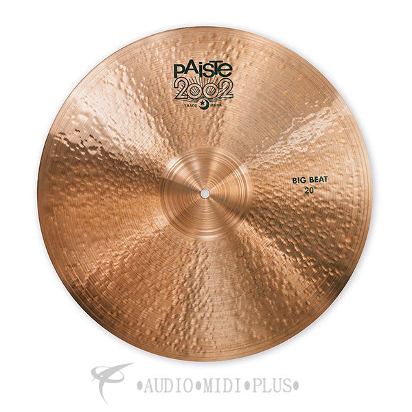 Paiste 20 2002 Big Beat Cymbal - 1068520-U