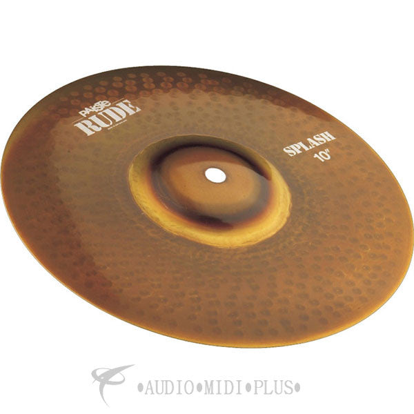 Paiste 10 Rude Splash Cymbal - 1122210-U