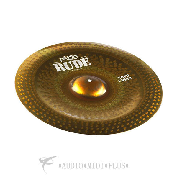 Paiste 20 Rude Novo China Cymbal - 1122520-U