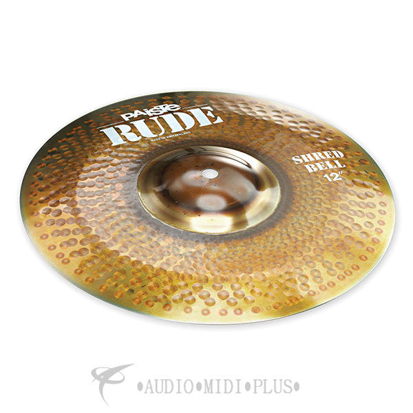 Paiste 14 Rude Shred Bell Cymbal - 1125314-U