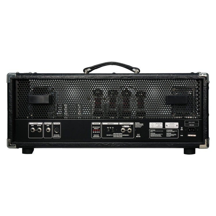 Bugera 6260-INFINIUM Ultimate Rock Tone 120-Watt 2-Channel Valve Amplifier Head