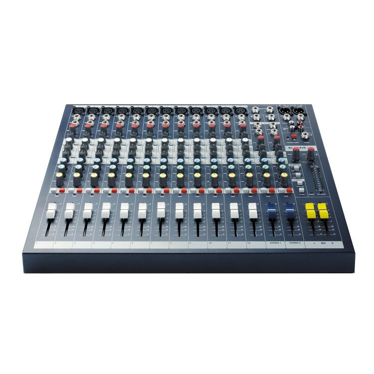 SOUNDCRAFT EPM12 12 MONO INPUTS,2 STEREO INPUTS