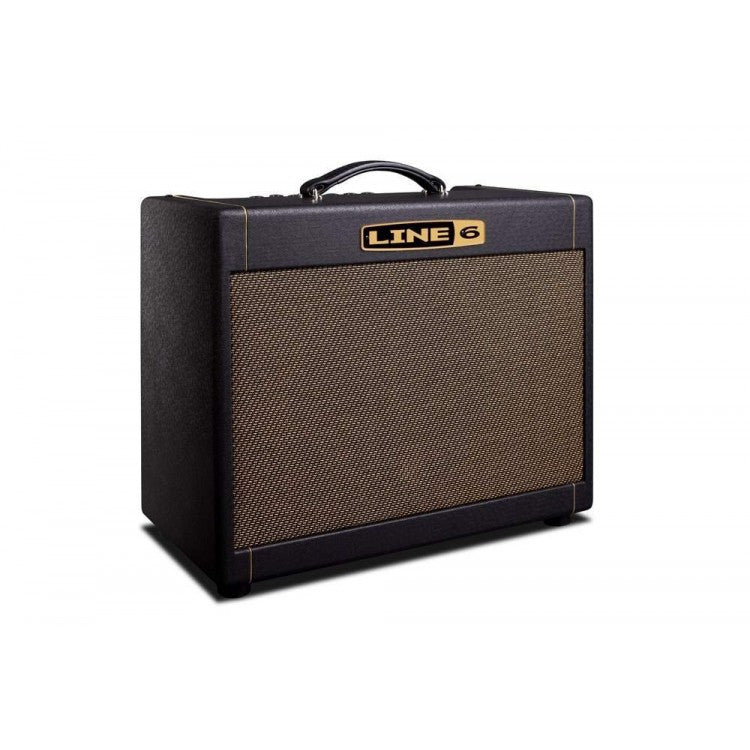 Line 6 DT25 112 25 Watt 1x12 Combo Amp w/ Reconfigurable Bogner Tube Section - 99-011-0905
