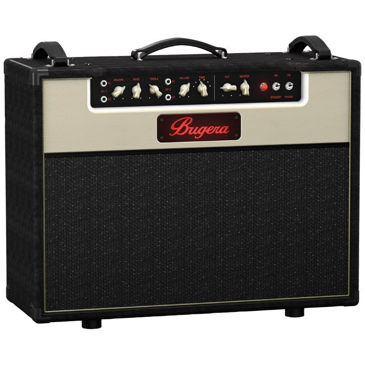 Bugera  BC30-212 Boutique-Style 30-Watt Class-A Valve Guitar Combo Amp with Valve Rectifier