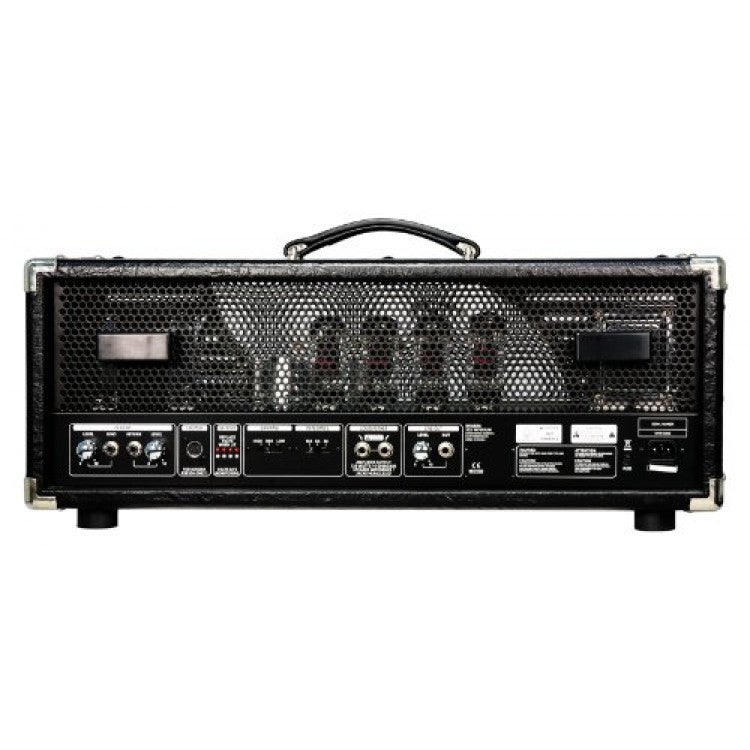 Bugera 333-INFINIUM Hardcore 120-Watt 3-Channel Valve Amplifier Head