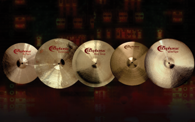 FXpansion Stanton Moore Cymbals Expansion Pack