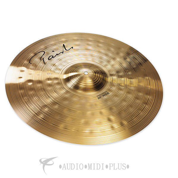 Paiste 20 Signature Precision Ride Cymbal - 4101620-U