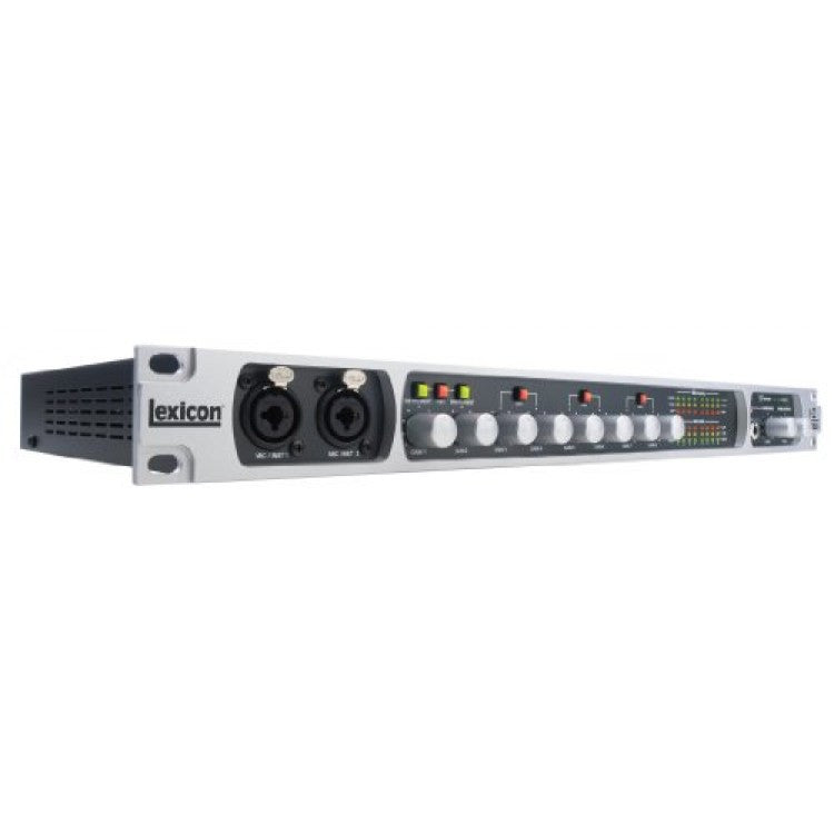 Lexicon IONIX FW810S 8-input / 10-output FireWire Audio Interface - FW810S