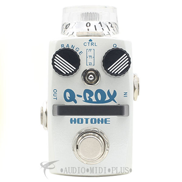 Hotone Skyline Q-Box Envelope Filter Guitar Effects Pedal - TPSAW1 - 888506010255