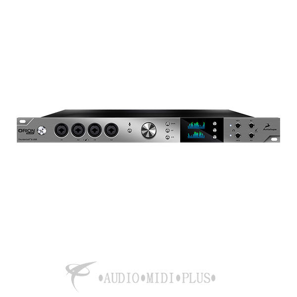 Antelope Audio Orion Studio 32/32 Thunderbolt and USB Audio Interface With 12 Mic Pres - ORIONSTUDIO - 853744004335