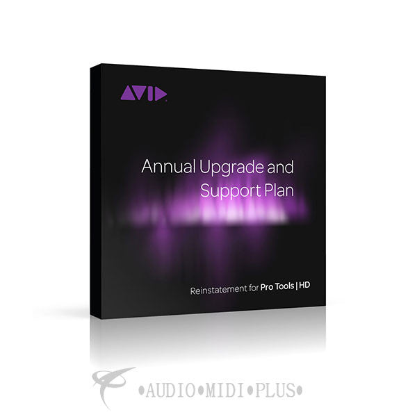 Avid Annual Upgrade and Support Plan Reinstatement for Pro Tools ¦ Hd - 99356608900 - 724643120092
