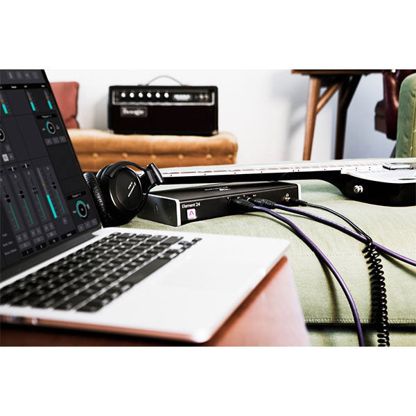 Apogee Element 24 10 In x 12 Out Thunderbolt Audio Interface - Element 24 - 805676301815