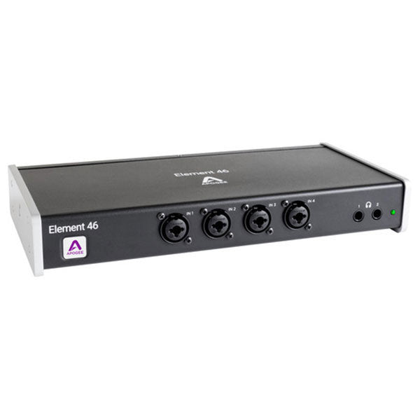 Apogee Element 46 12 In x 14 Out Thunderbolt Audio Interface - Element 46 - 805676301822