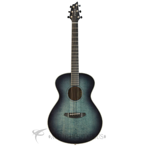 Breedlove Oregon Concert Rogue Sitka Spruce Myrtlewood Acoustic Guitar - OCRELTDSM - 875934007704