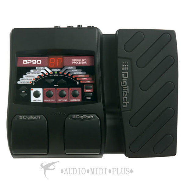 Digitech Bass Multi-Effects Pedal - BP90-U - 691991202056