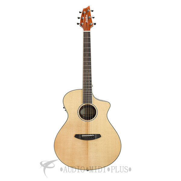 Breedlove Pursuit Exotic Concert CE Sitka Spruce Cocobolo Acoustic Electric Guitar - PSCN01CESSCO - 875934007988