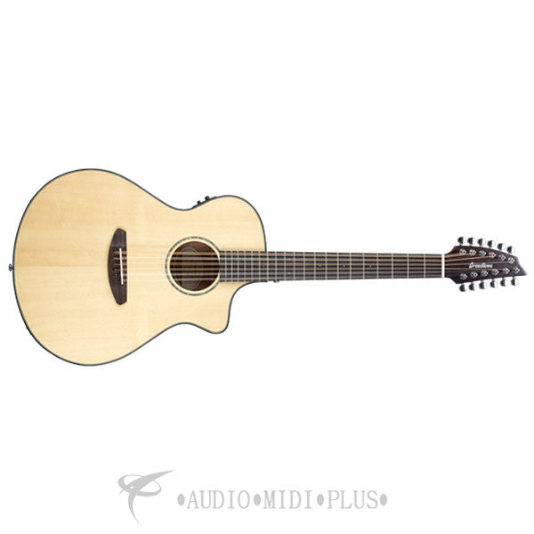 Breedlove Pursuit Concert CE Rosewood Fretboard Acoustic Electric Guitar - PSCN01XCESSMA - 875934006158