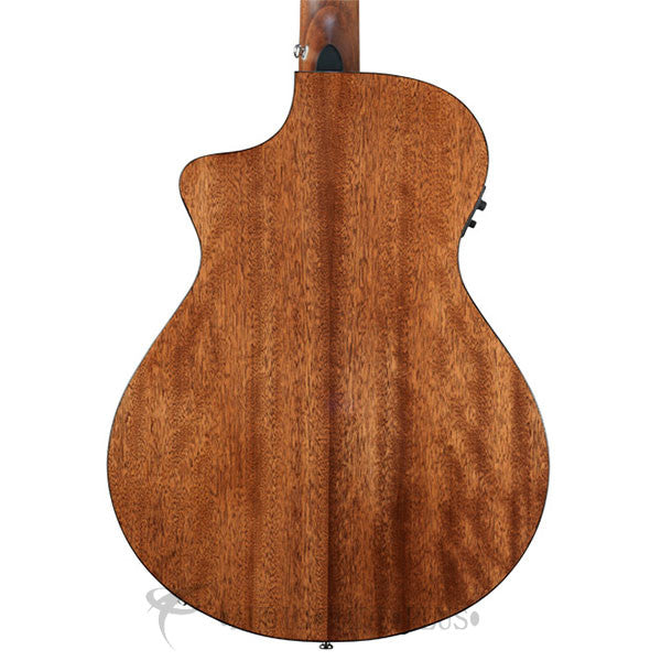 Breedlove Pursuit Concert Ce Sitka Spruce Mahogany Acoustic Bass Natural gloss - PSCN01BCESSMA - 875934006172