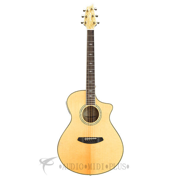 Guitars & Basses Breedlove Pursuit Concert 12 String Ce Sitka-mahogany Acoustic-electric Guitar Keep You Fit All The Time Musical Instruments & Gear