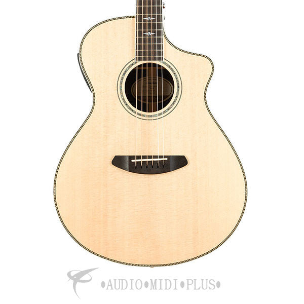 Breedlove Stage Concert CE Sitka Spruce East Indian Rosewood Acoustic Electric Guitar - SGCN01CESSIR - 875934007438