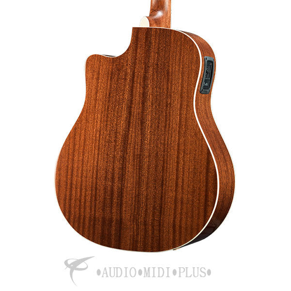 Breedlove Stage Dreadnought CE Sitka Spruce Mahogany Acoustic Electric Guitar - SGDR01CESSMA - 875934007964