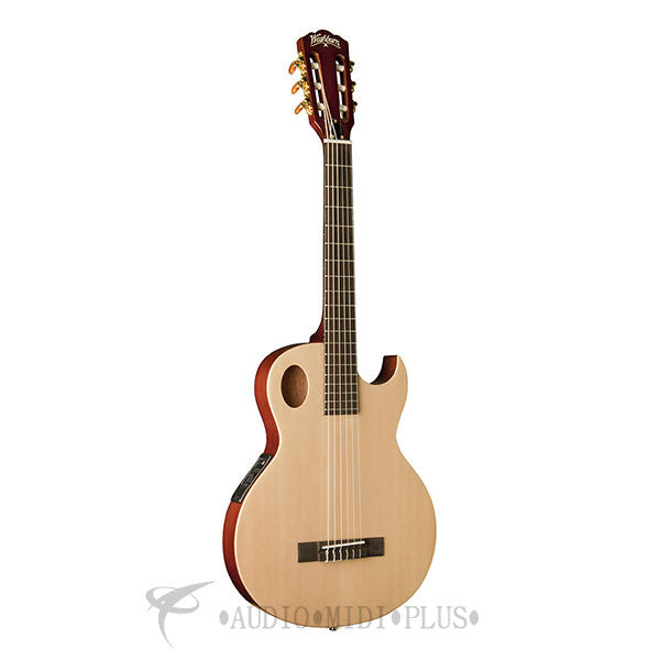 Washburn Festival Classical Series Acoustic Electric Natural - EACT42S-U - 801128024820