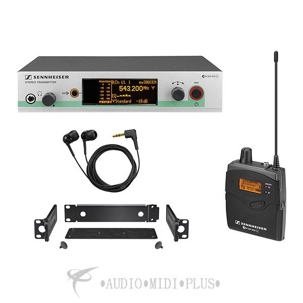 Sennheiser Wireless Monitoring System - EW300IEMG3G-U