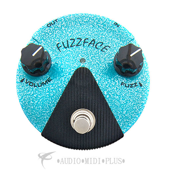 Dunlop Jimi Hendrix Fuzz Face Mini Distortion Pedal - FFM3-U